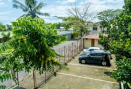 Villa 4 | Secure Parking | Security Guard