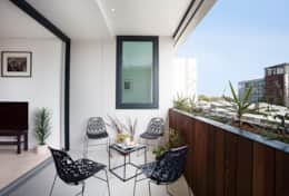 The Fern - Luxury Executive apartments in Australia's first Passive house building