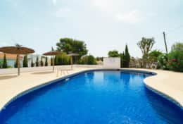 Holiday house in Moraira