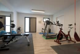 Villa Karga - private gym