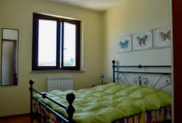 Casa Vignone, second bedroom upstairs
