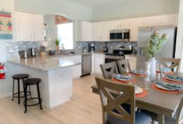 Fully equipped kitchen in Windsor Hills