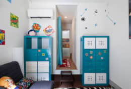 Manga themed rooms & spaces  | Manga House| best family stays in Tokyo | Tokyo Family Stays|