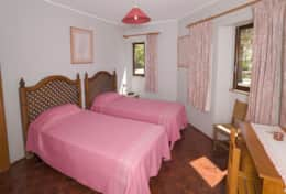 Bedroom 2 at Casa Alegre