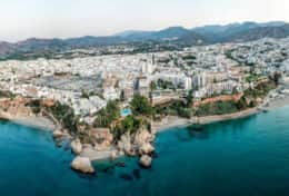 The stunning Costa Tropical - a beautiful stretch of Andalucian coastline