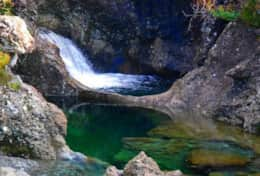 Time for a quick dip in the Fairy Pools?