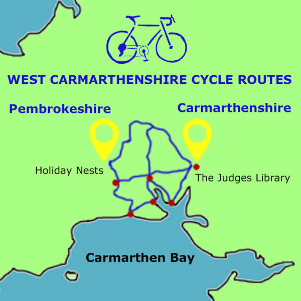 West Carmarthenshire Cycle Routes
