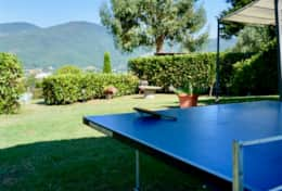Ping pong table at Martinino