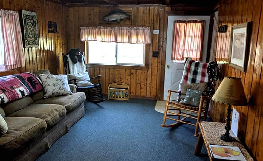 Fishing Cottage living room2