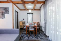 Dining space  Gotanda House| Tokyo Family Stays |Spacious | Family Friendly