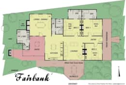 Fairbank House Maldon - Floor Plan