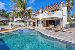 Beachfront Private Villa Vacation Rentals Los Cabos