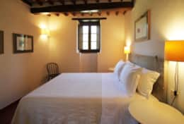 Loggia double room