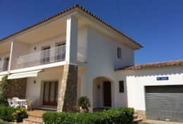 Our Villa Casita 1, Costa Brava rustic and comfortable