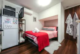 Studio Room North Cottage| Short term stay|| best family stays in Tokyo | Tokyo Family Stays|