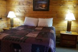 bedroom cabin 2