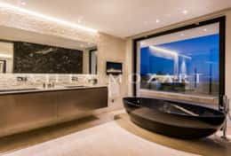 Masterpiece Bathroom by Night - First Floor