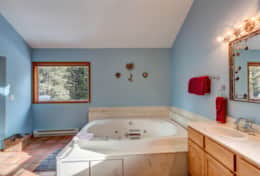 Range Road Retreat - Breckenridge Master Bathroom Room
