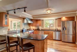 Gourmet kitchen, great for entertaining, features 2 dishwashers! - Chalet Anna, Breckenridge