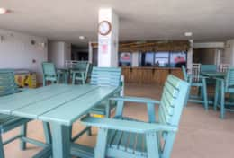 Watercrest snack bar seating