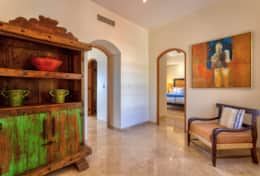 HALL UPSTAIRS. Beachfront Private Villa Vacation Rentals Los Cabos