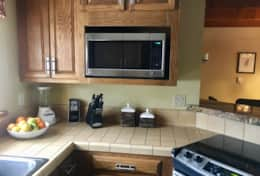 Mammoth Condo - Kitchen (2nd floor)
