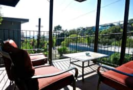 WeHo Apt w Private Patio & Views on top of Sunset