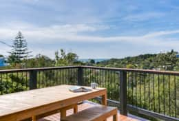 L'Ciabot Rye Large Deck with View - Good House Holiday Rentals Mornington Peninsula