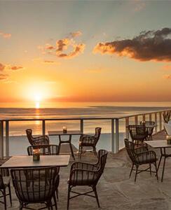 Marriott and Hilton Restaurants on Marco Island