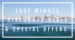 Last minute discounts for brighton accommodation Last minute deals and special offers