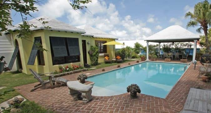 C41  Two bedroom apartment with private pool in Devonshire - Holiday