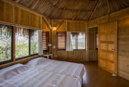 Double bedroom 1 palapa annex west side