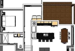 Stafford Floor Plan - Lower Level