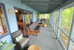 Huge Screened-in Porch