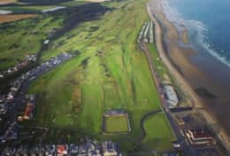 Lundin Links to the north, Leven Links to the south. 36 holes of golfing heaven.