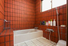 Bathroom  Gotanda House| Tokyo Family Stays |Spacious | Family Friendly
