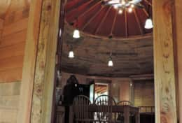 Dome Through Front Door