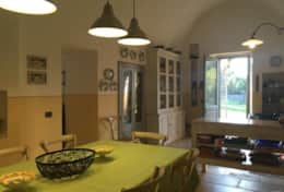 Le More - fully equipped kitchen - Spongano - Salento