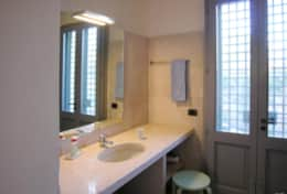 Casino Pisanelli - bathroom with shower, ex stables - Ruffano - Salento