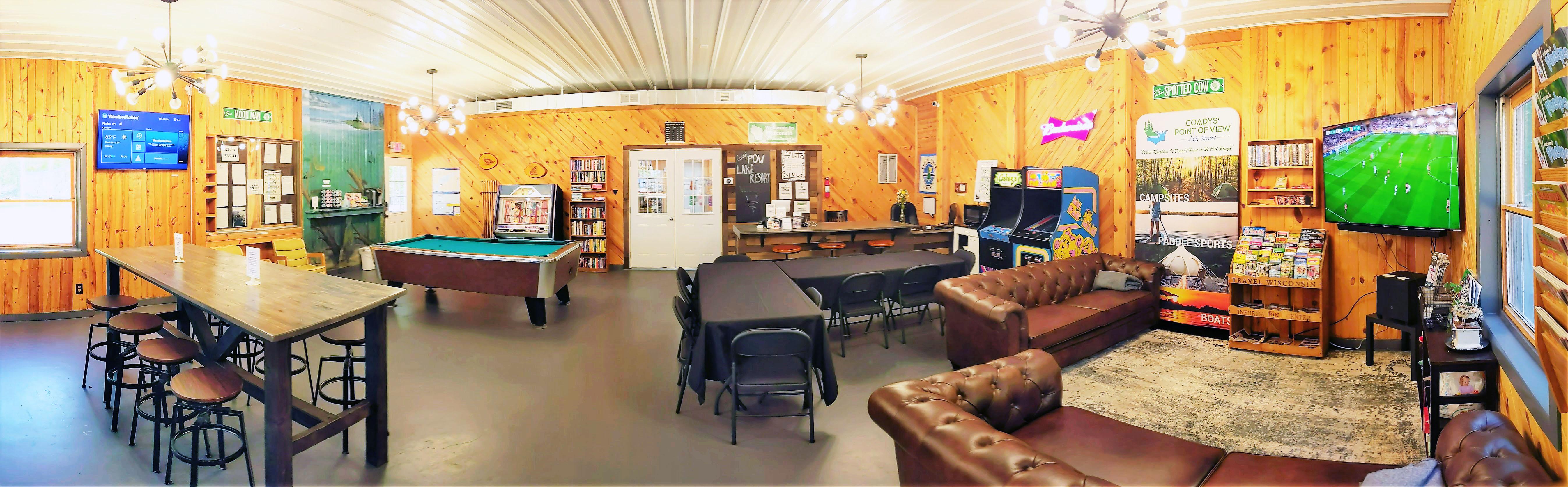POV Rec Room
