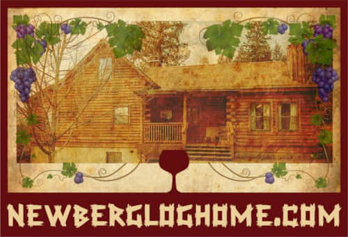 Newberg Log Home