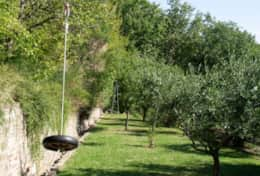 Il Paradiso Assisi, playground