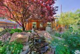 Moab Nightly Rentals Wisteria Cottage