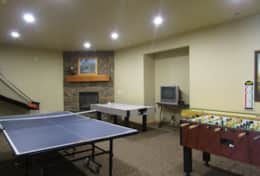 Moose Hollow Clubhouse, Game Room