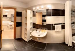 ZEN Large Apartment Bathroom