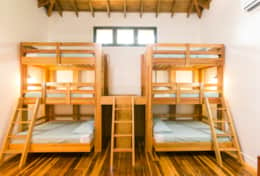 Bunk bed sleeps 6 -8