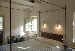 Apoikia - double bedroom with en-suite bathroom - Specchia - Salento
