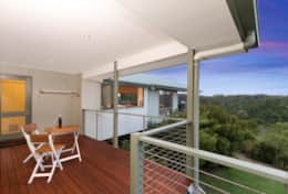 Holiday-Accommodation-Flaxton-House-Master Room Patio 3