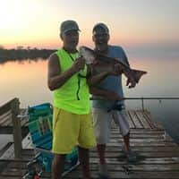 Guest w. redfish