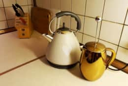 Kettle and Cafetiere